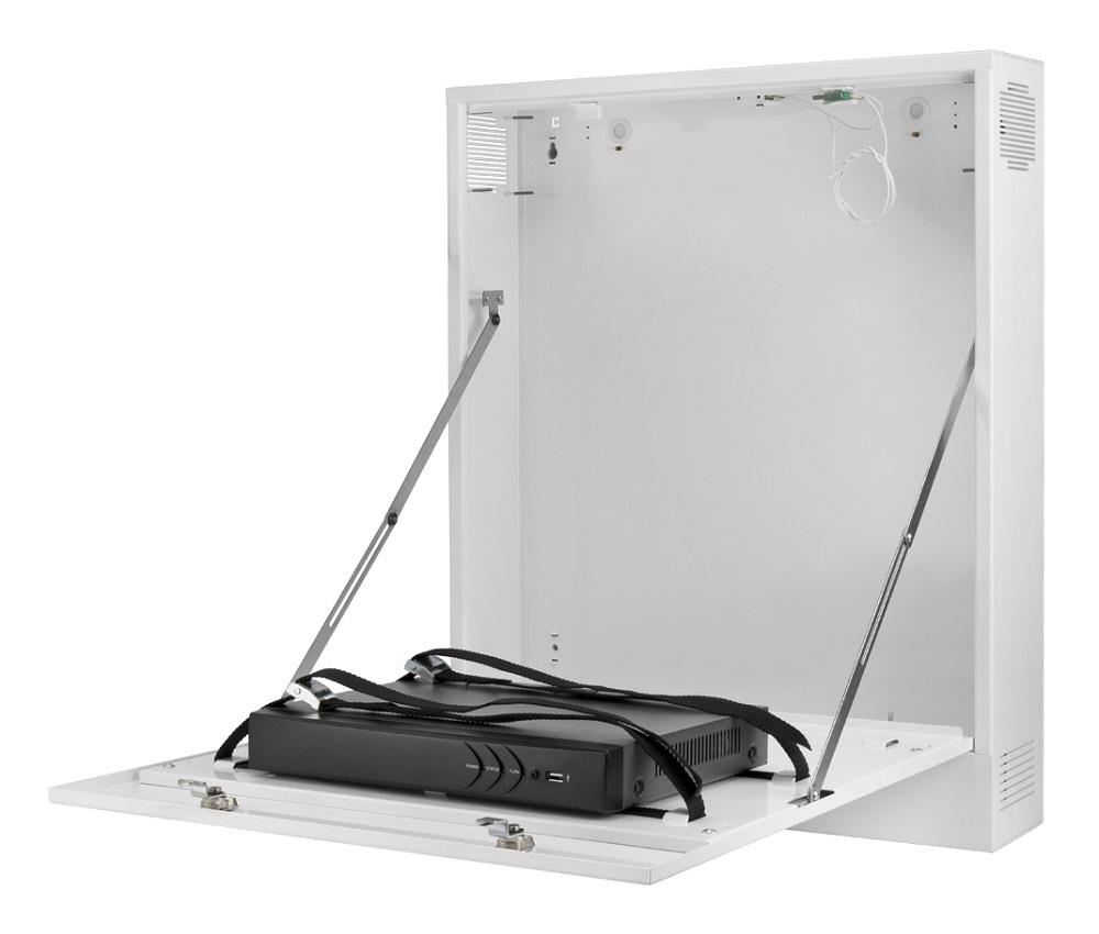Przykładowe zastosowanie obudowy montażowej AWO530W