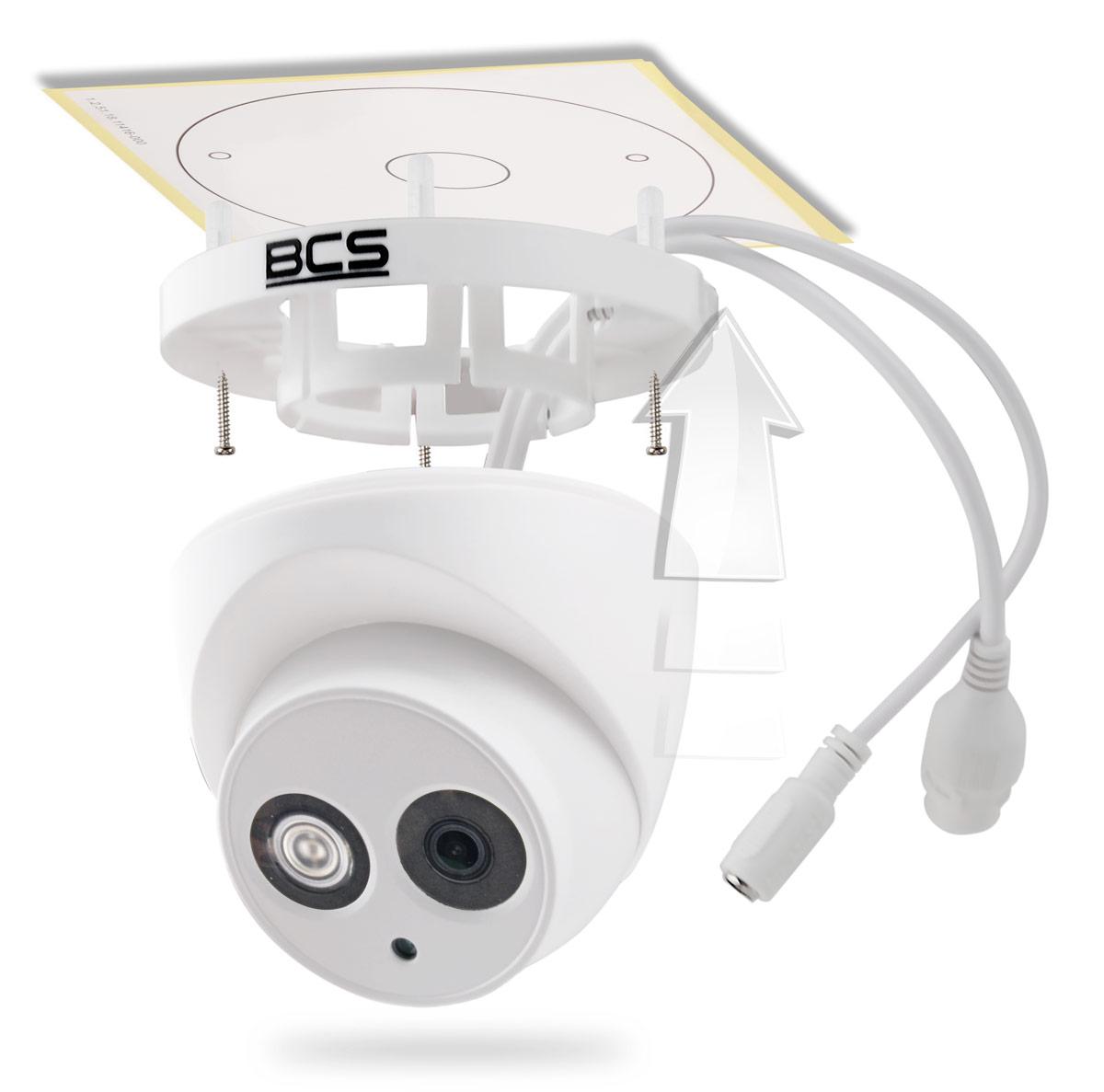 Zestaw kamery BCS-DMIP2200AIR-II