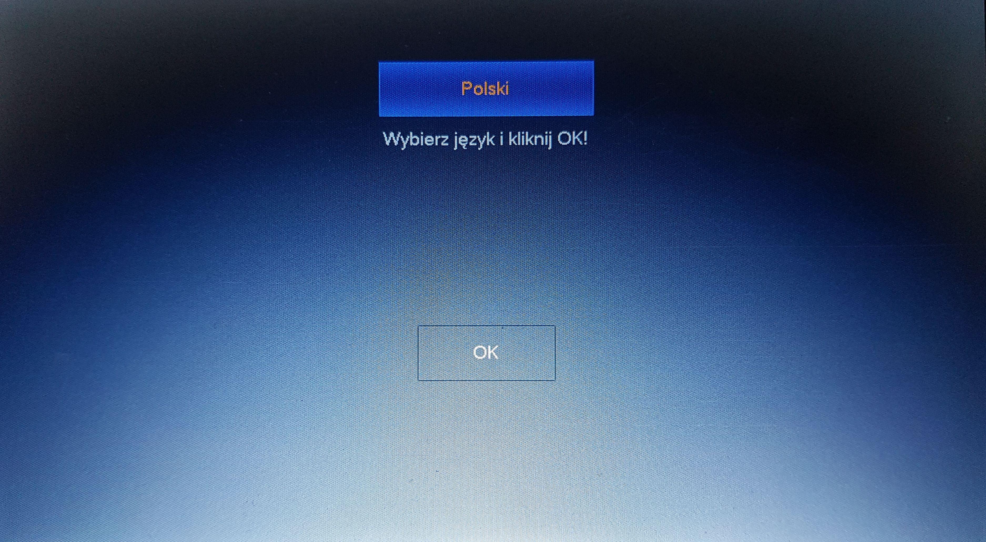 inicjalizacja monitora głównego w systemie videodomofonowym IP BCS