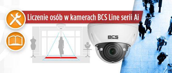 BCS Line Ai: Liczenie osób
