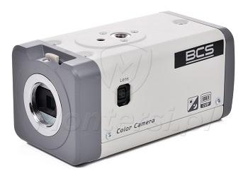 Przykładowa kamera kompaktowa