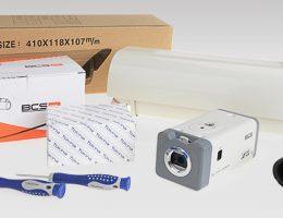 Dobór obiektywu do kompaktowej kamery przemysłowej