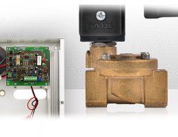 Elektrozawory w instalacjach alarmowych