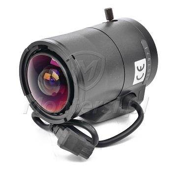 Przykładowy obiektyw Auto-Iris