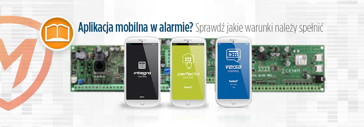 Artykuł dla instalatorów o aplikacjach mobilnych SATEL