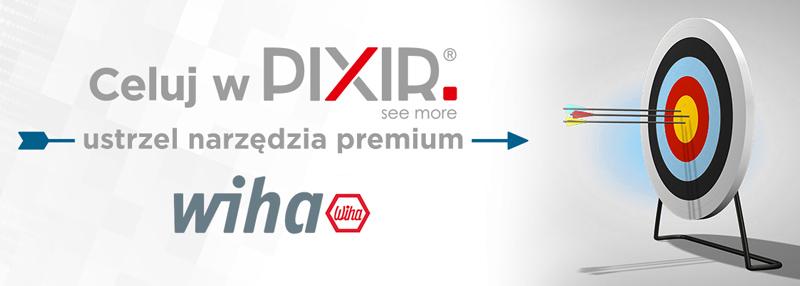 Celuj w PIXIR, ustrzel narzędzia premium