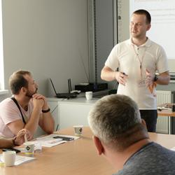 Szkolenie Montersi.pl - Podstawy telewizji przemysłowej CCTV