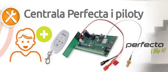 Centrala Perfecta i piloty -artykuł