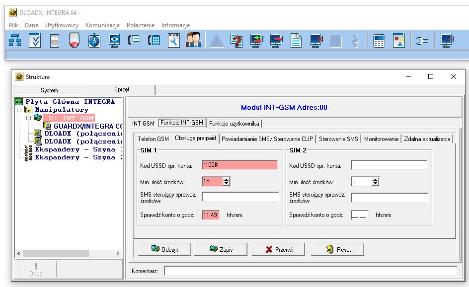 int-gsm satel prepaid