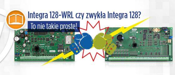 Integra 128 WRL czy zwykła Integra 128?
