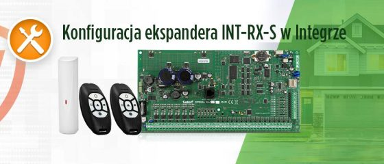 Konfiguracja ekspandera INT-RX-S w Integrze