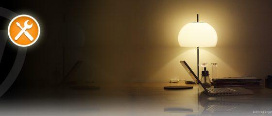 Jak włączyć wyłączyć światło krótkim i długim użyciem przycisku w INTEGRZE