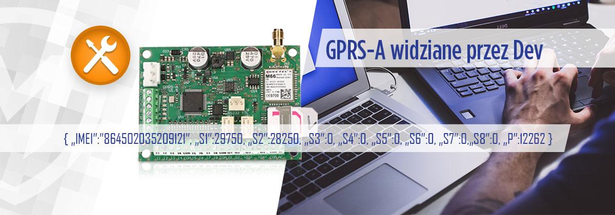 GPRS-A widziane przez Dev