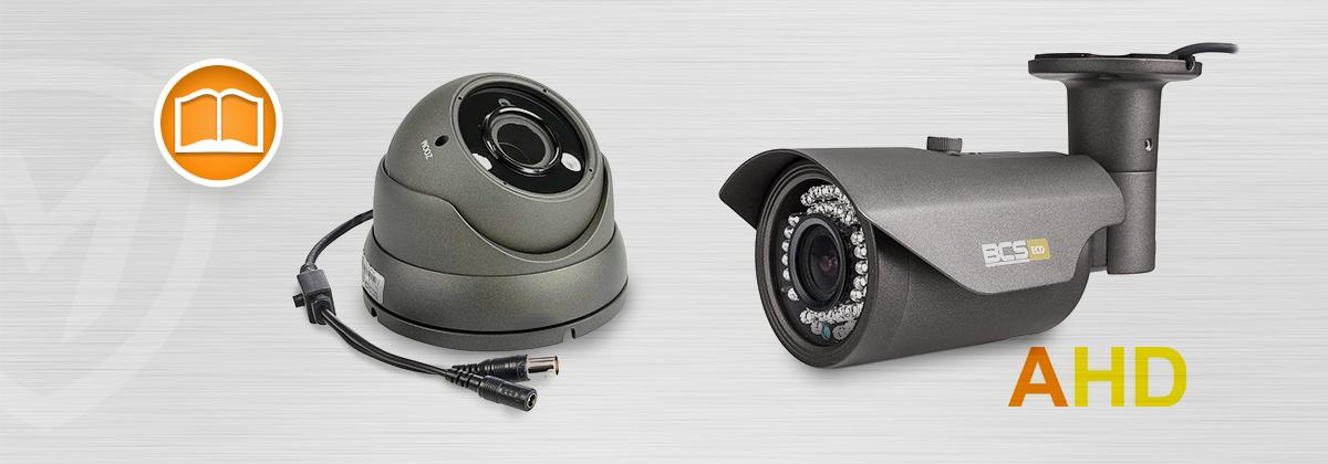 Kamery analogowe BCS i system AHD