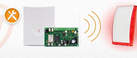Jak uruchomić bezprzewodowy sygnalizator? Artykuł o MICRA i MSP-300