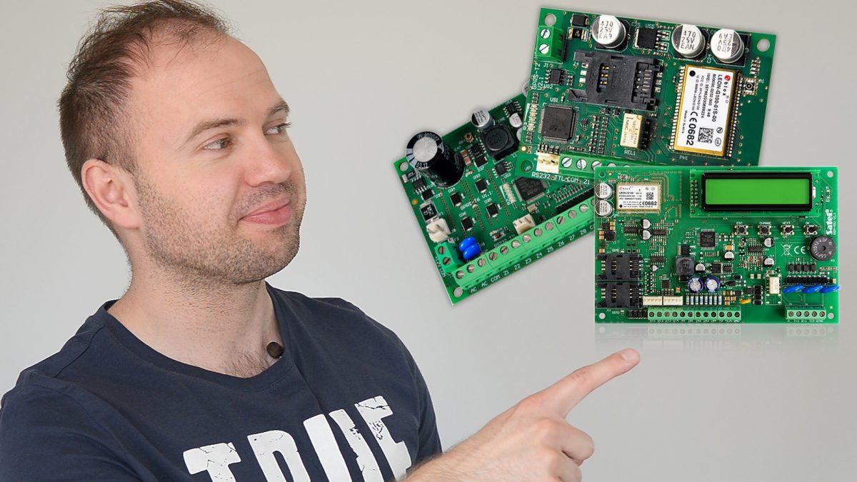 moduły GSM SATEL