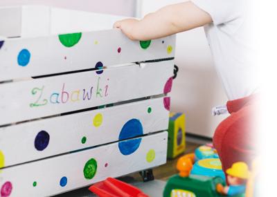 Przykładowy zestaw monitoringu do przedszkola