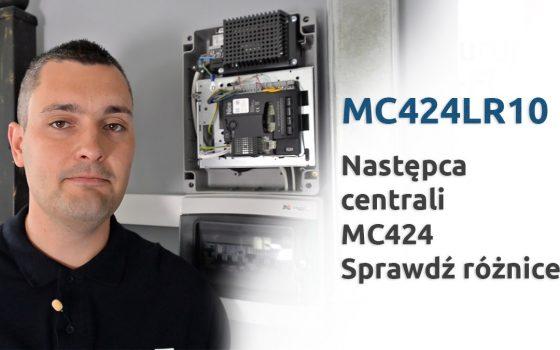 MC424LR10 i MC424 - porównanie