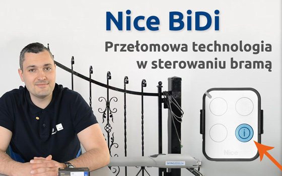 Film: Nice BiDi - dwukierunkowa komunikacja radiowa