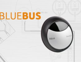 NICE technologia BLUEBUS