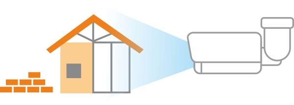 timelaps - budowa domu