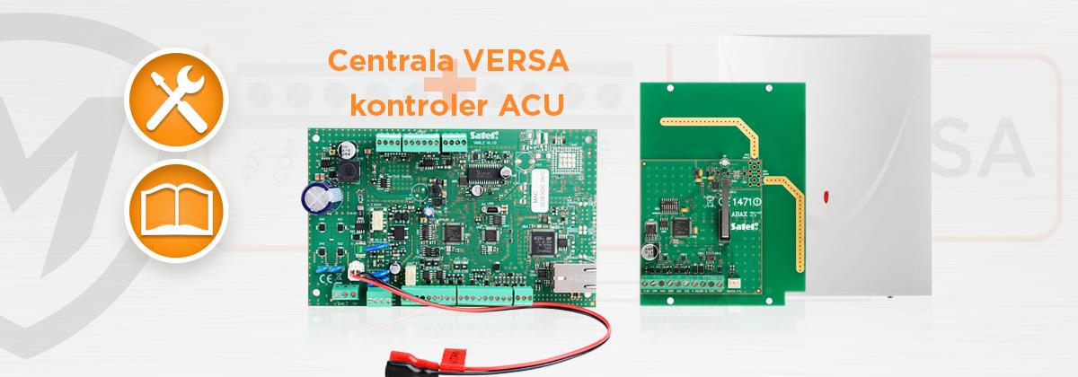 Artykuł: Pozorne problemy z ABAX na centrali VERSA