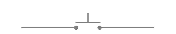 przycisk monostabilny