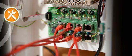 Przykładowy system monitoringu CCTV Instalacja systemu CCTV krok po kroku