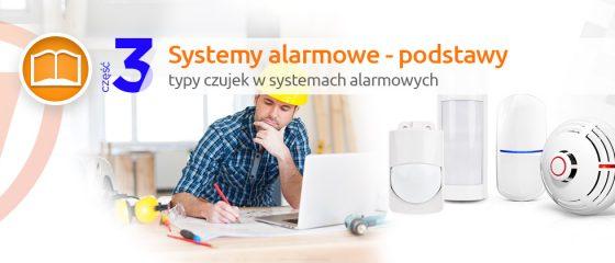 Artykuł: Systemy alarmowe - rodzaje czujek