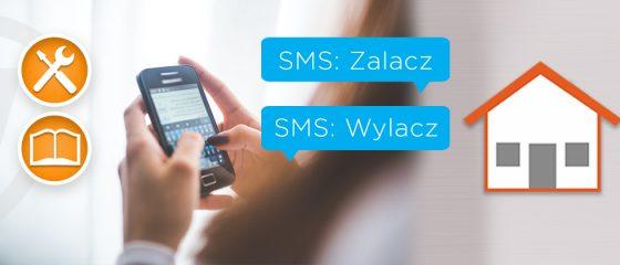 artykuł: Sterowanie czuwaniem z SMS