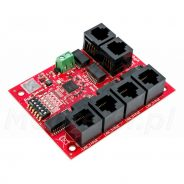 xPoE-6-11-OF - 6-portowy switch PoE