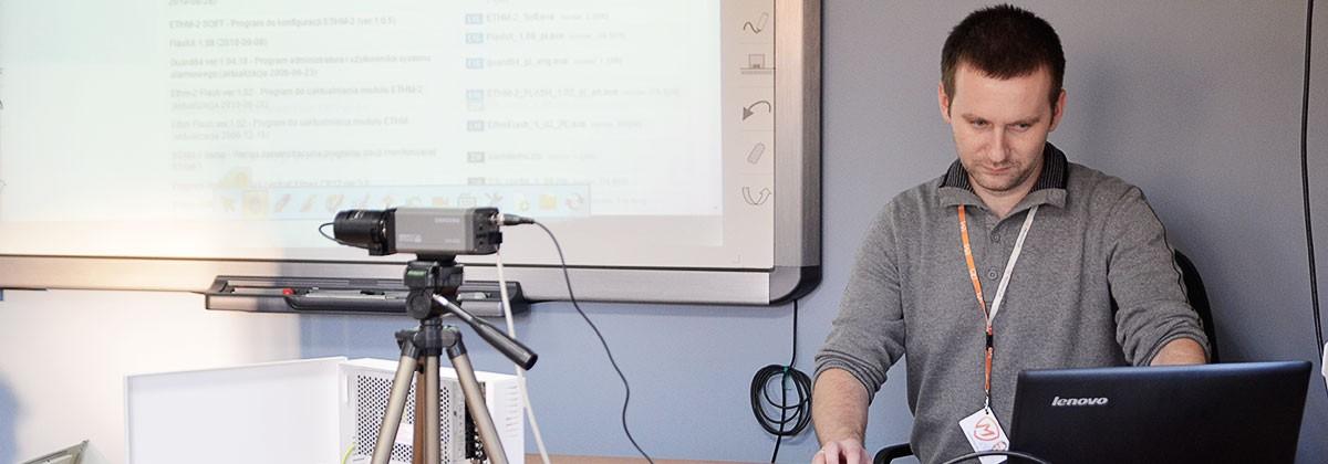 Szkolenie z podstaw monitoringu IP w oparciu o urządzenia BCS