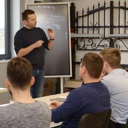 Szkolenie dla instalatorów z podstaw telewizji przemysłowej