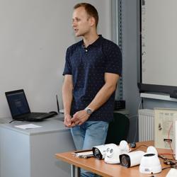 Szkolenie z podstawy systemów telewizji przemysłowej CCTV