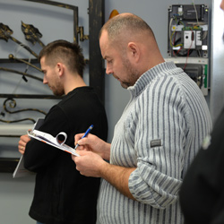 Szkolenie podstawowe licencyjne Nice w montersi.pl 22-23.02.2017