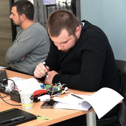 Szkolenie SATEL VERSA październik 2017