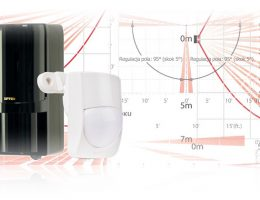 Technologie stosowane w czujkach i barierach OPTEX