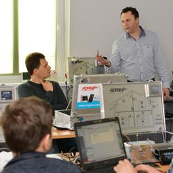 Systemy alarmowe ROPAM - szkolenie kwiecień 2017